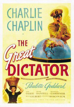 cover The Great Dictator