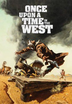 cover Once Upon a Time in the West
