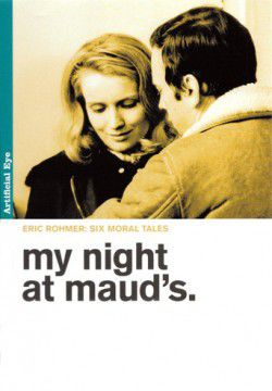 cover My Night at Maud's