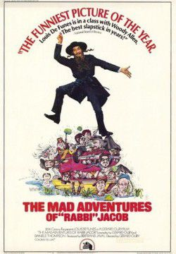 cover The Mad Adventures of Rabbi Jacob