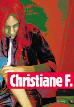 cover Christiane F.
