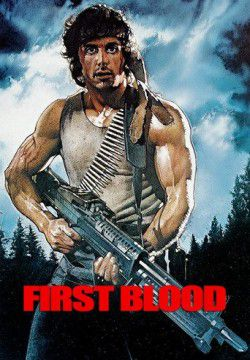 cover First Blood
