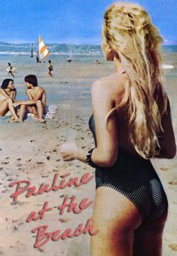 cover Pauline at the Beach