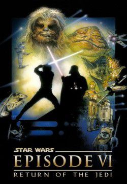 cover Return of the Jedi