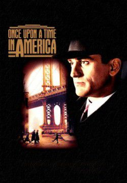 cover Once Upon a Time in America