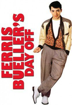 cover Ferris Bueller's Day Off