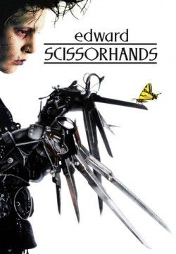 cover Edward Scissorhands