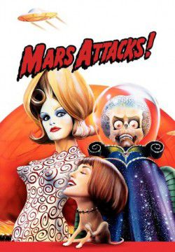 cover Mars Attacks!