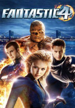 cover Fantastic Four