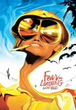 cover Fear and Loathing in Las Vegas