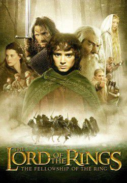 cover The Lord of the Rings: The Fellowship of the Ring