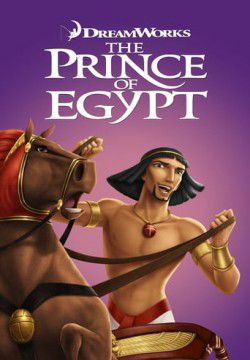 cover The Prince of Egypt