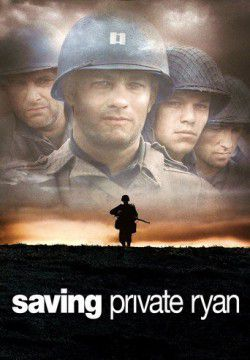 cover Saving Private Ryan