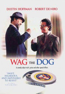 cover Wag the Dog