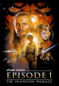 cover Star Wars: Episode I - The Phantom Menace