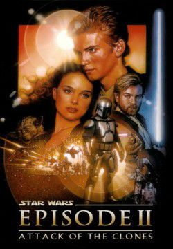 cover Star Wars: Episode II - Attack of the Clones