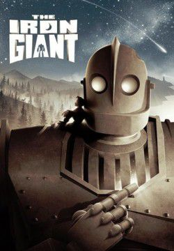 cover The Iron Giant