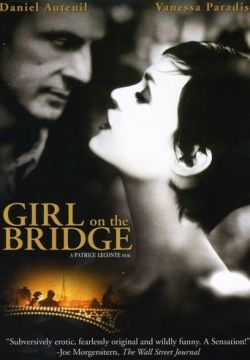 cover The Girl on the Bridge