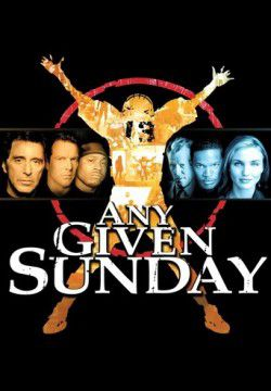 cover Any Given Sunday