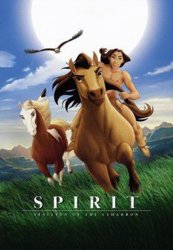 cover Spirit: Stallion of the Cimarron