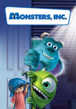cover Monsters, Inc.