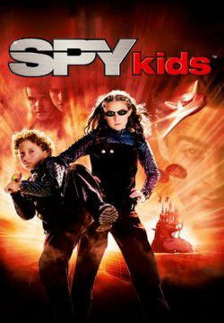 cover Spy Kids