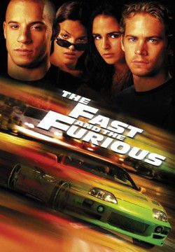 cover The Fast and the Furious