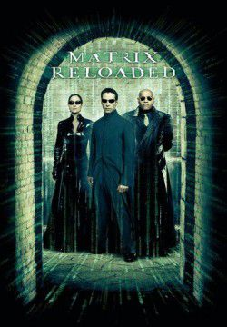 cover The Matrix Reloaded