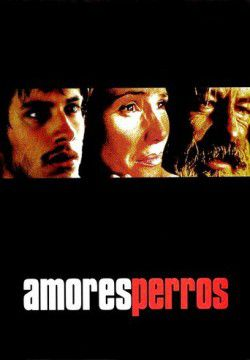 cover Amores perros