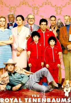 cover The Royal Tenenbaums