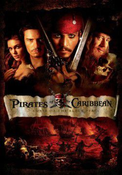 cover Pirates of the Caribbean: The Curse of the Black Pearl