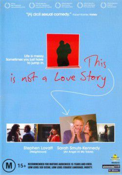 cover This is Not a Love Story