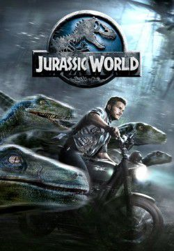 cover Jurassic World