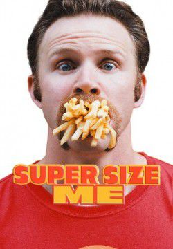 cover Super Size Me