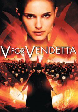 cover V for Vendetta