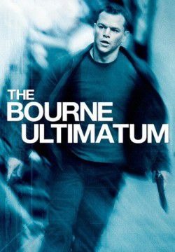 cover The Bourne Ultimatum