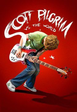 cover Scott Pilgrim vs. the World