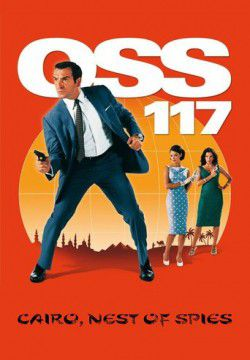 cover OSS 117: Cairo, Nest of Spies