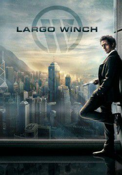 cover The Heir Apparent: Largo Winch