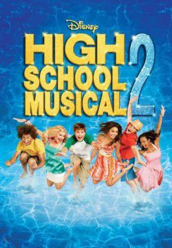 cover High School Musical 2