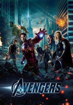cover The Avengers