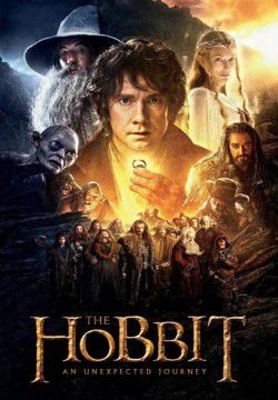 cover The Hobbit: An Unexpected Journey