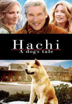 cover Hachi: A Dog's Tale