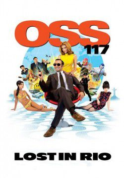 cover OSS 117: Lost in Rio