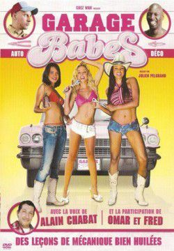 cover Garage Babes
