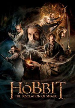 cover The Hobbit: The Desolation of Smaug
