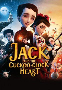 cover Jack and the Cuckoo-Clock Heart