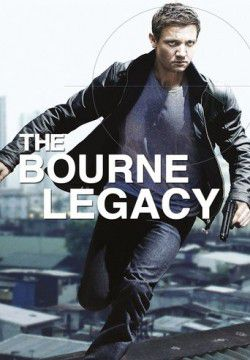 cover The Bourne Legacy