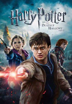 cover Harry Potter and the Deathly Hallows: Part 2
