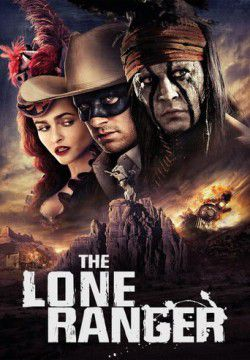 cover The Lone Ranger